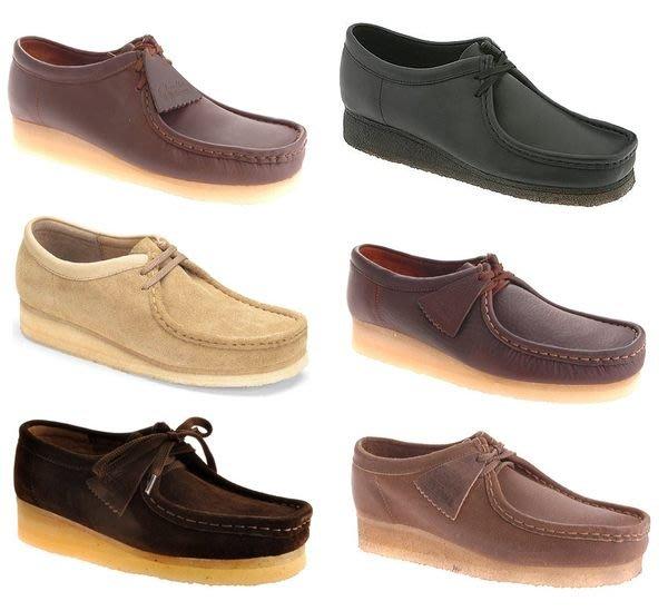 { POISON } CLARKS ORIGINALS WALLABEE LOW 經典鞋款 袋鼠鞋 低筒靴 六色款提供