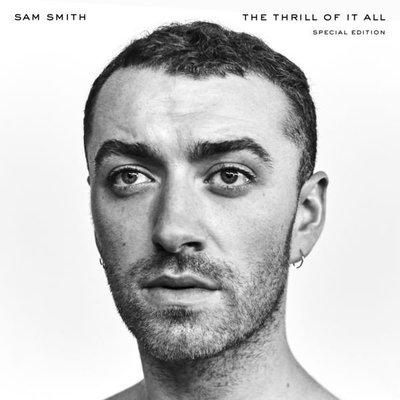 【黑膠唱片LP】痛快感受 (2LP白色彩膠) The Thrill Of It All /山姆史密斯 Sam Smith