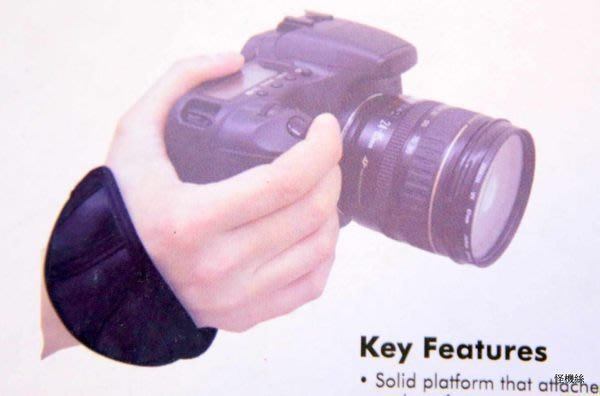 怪機絲 YP-9-020 新款單反相機腕帶GRIP-III 手腕帶 CANON SONY NIKON PANTAX 通用