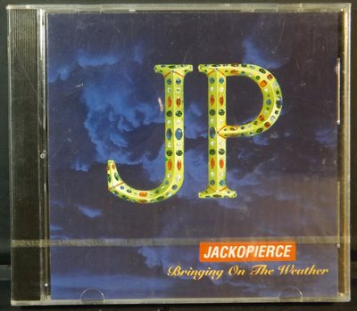 CD JACKOPIERCE-Bringing On The Weather~新品~50HL07C05~