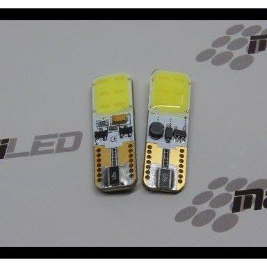 ◇光速LED精品◇ T10 T16 COB 6000k  LED燈泡 CANBUS  閱讀燈改装 白光