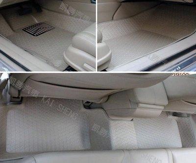M-Benz賓士-B-Class、B180、B200【 3D立體高邊踏墊】腳踏墊、防水踏墊 非:海馬踏墊