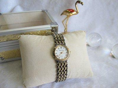 二手舖~ NO.10 高級時尚瑞士女用錶 老闆慶祝3周年原價3230元優惠價1支只賣800元 庫存全新品