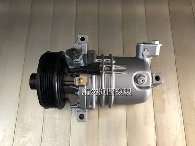 日產 TIIDA LIVINA 06-12 1.6 整理新品 壓縮機 另有勁勇 QRV X-TRAIL QUEST