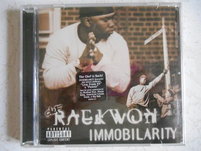 Raekwon - Immobilarity 進口美版
