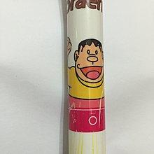 哆啦A夢夏日時光【 風扇筆】-胖虎,附電池,二手品,出清