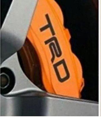 TRD BMW卡鉗貼紙 輪圈輪轂剎車耐高溫 TRD卡鉗貼紙 高雄市