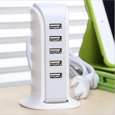 【旅行必備!超多孔USB充電器!】多孔USB充電器 6孔USB充電器 帆船排插 家用旅行插座 手機充電器
