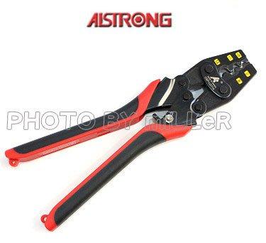 【米勒線上購物】壓著鉗 ALSTRONG CSP-LGT08 省力壓著鉗 壓接鉗 能力1.25到8mm2