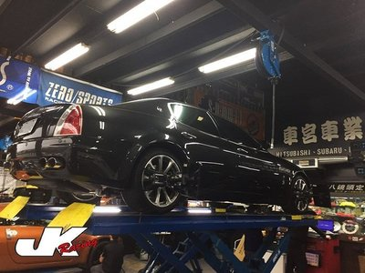 JK Racing 避震器《道路版》Maserati 瑪莎拉蒂 海神 高低軟硬可調 保固一年