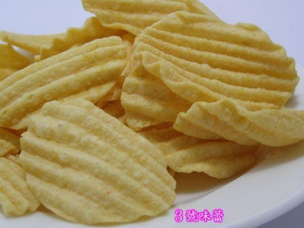 3 號味蕾 量販網~洋芋片1800g(烤雞、海苔-純素、沙茶)量販價..另有多款洋芋系列...