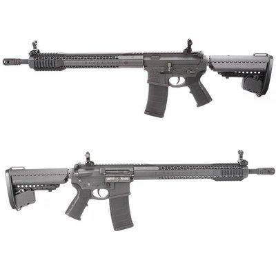 King Arms TWS M4 Keymod CARBINE 灰色