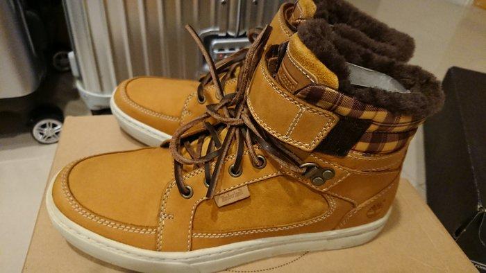 天柏嵐 TIMBERLAND EARTHKEEPERS 73184 運動型黃靴 UK7.5