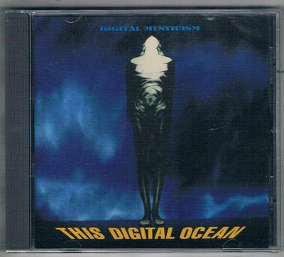 [鑫隆音樂]西洋CD-DIGITAL OCENA -DIGITAL MYSTICISM - MACHINERY /全新