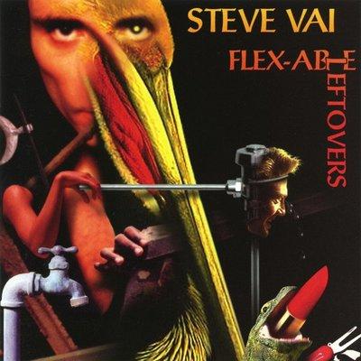 ##重金屬 全新CD Steve Vai  Flex-Able Leftovers [1998]