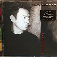 Police吉他手 Andy Summers - Synaesthesia 二手德版