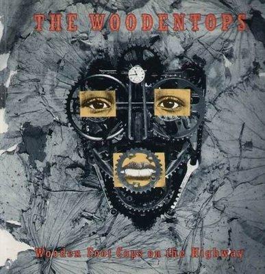 ##80 全新CD The Woodentops - Wooden Foot Cops On The Highway