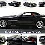 【IXO 精品】Mercedes-Benz SLR McLaren 2004 超級跑車 ~全新品;特惠價喔!~