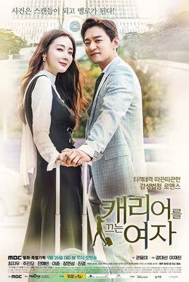 全場買一送一! 2016韓劇 拖著行禮箱的女人 崔智友、朱鎮模 DVD