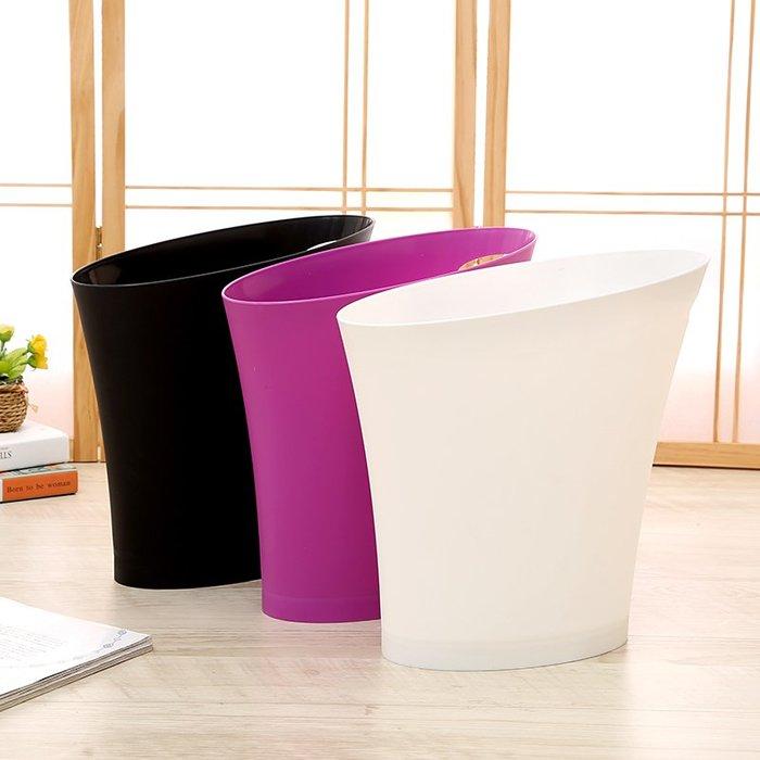 爆款夾縫垃圾桶塑料家用衛生間客廳廚房收納桶特色創意手提無蓋垃圾桶#收納#不鏽鋼#生活周邊