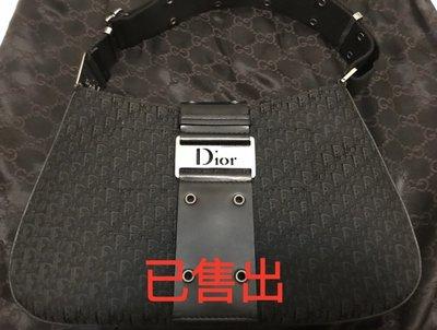 二手Dior 手提包背帶可調整長度
