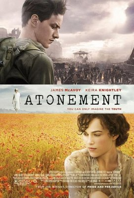 贖罪-Atonement (2007)原版電影海報