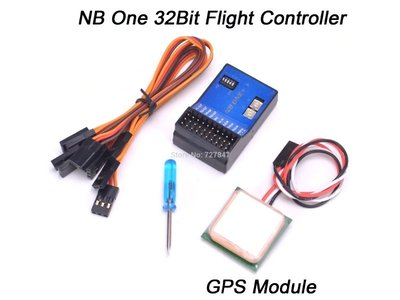 F47A NB ONE 固定翼飛控 GPS 內置6軸陀螺儀高度保持模式