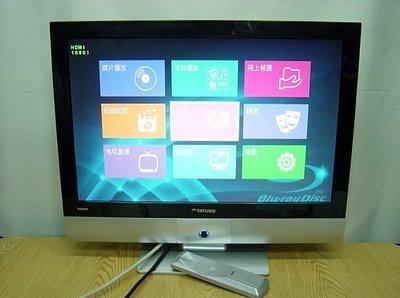 保固3個月【小劉二手家電】大同22吋HDMI液晶電視,V22ECBF型