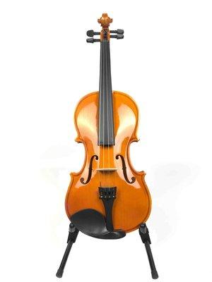 『俠客樂器』Deviser 小提琴- 4/4 V-10 普級琴楓木面板
