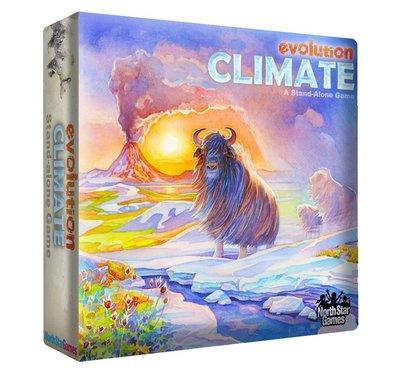 大安殿實體店面 Evolution Climate 新演化論 獨立版本加氣候擴充 正版益智桌上遊戲