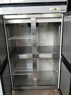 商用餐飲設備-家用冰箱-製冰機 四門白鐵冰箱 展示冷藏冷凍櫃冰箱 雙門玻璃冰箱 落地冷凍冷藏冰箱組合式冰庫 各種冰箱 更換壓縮機 全新 中古二手故障維修理 回收