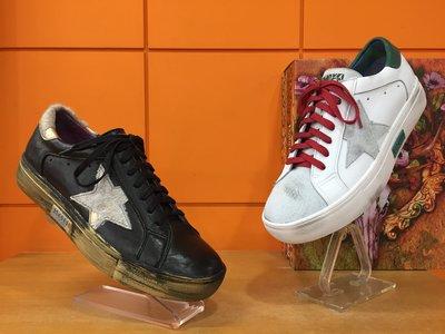 【阿典鞋店】**男鞋**Macanna**麥坎納專櫃~衛城系列~特殊黃牛皮+羊皮手工製鞋面休閒鞋000530