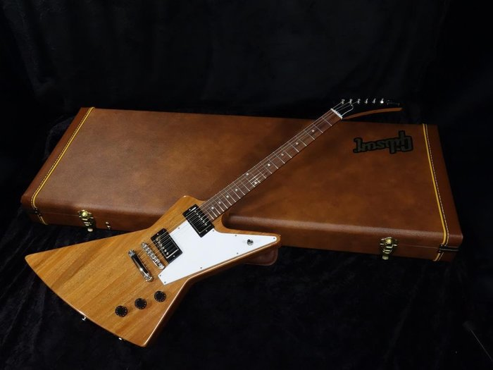 2018/2019 Gibson Explorer  Antique Natural 全新品全台唯一