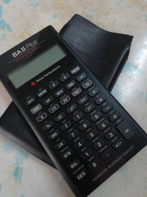 BAII Plus Professional Texas instruments