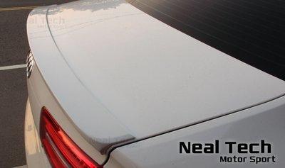 全新含烤漆 奧迪 Audi A6 C7 四門 RS尾翼 Sport小壓尾 鴨尾 後擾流 改裝 空力套件