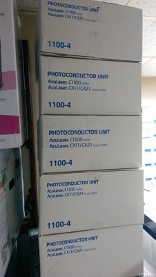 Replace photoconductor, EPSONC1100 /CX-11F/ 1100SE~光鼓組/常缺貨