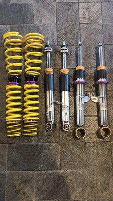 國豐動力 BMW F87 F80 F82 M2 M3 M4 KW V3 避震系統拆車一套 含工資 保固一年