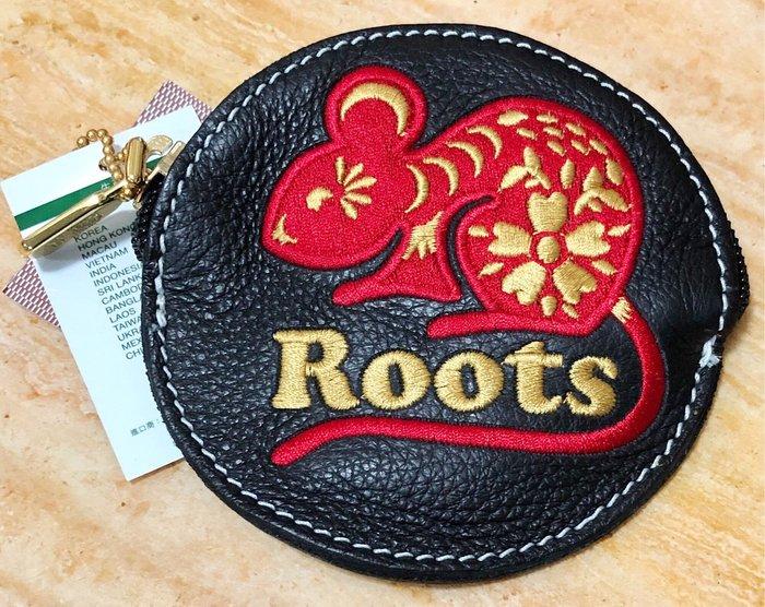 Roots 鼠年零錢包—含運