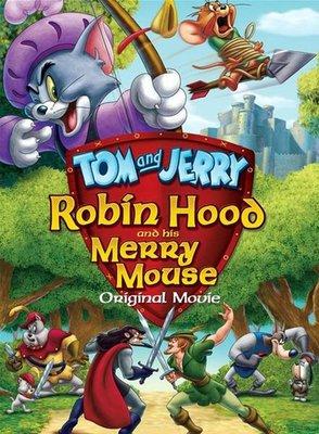 【藍光電影】貓和老鼠:羅賓漢和他的機靈鼠 Tom and Jerry:Robin Hood and His Merry Mouse(2012)130-007