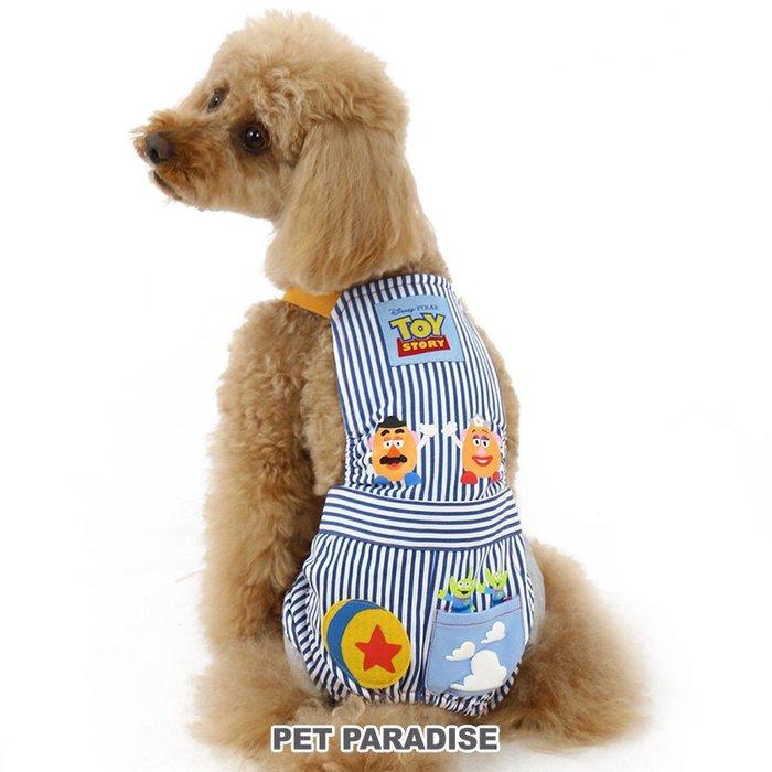 貝果貝果 日本 pet paradise 代理 DISNEY  玩具總動員 彈頭小子吊帶褲 [D12002]