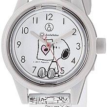 日本正版 CITIZEN 星辰 Q&Q SmileSolar RP01-808 史努比 手錶 日本代購