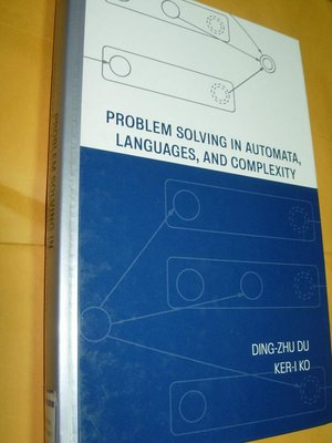 PROBLEM SOLVING IN AUTOMATA, LANGUAGES, AND COMPLEXITY z4