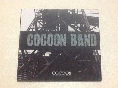 ~拉奇音樂~ 繭樂團 COCOON BAND SELF-TITLED ALBUM 二手保存良好有簽名。單。