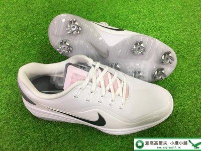 [小鷹小舖] NIKE Golf React Vapor 2 (Wide)  高爾夫 女仕 球鞋 寬版 有釘  合成皮革