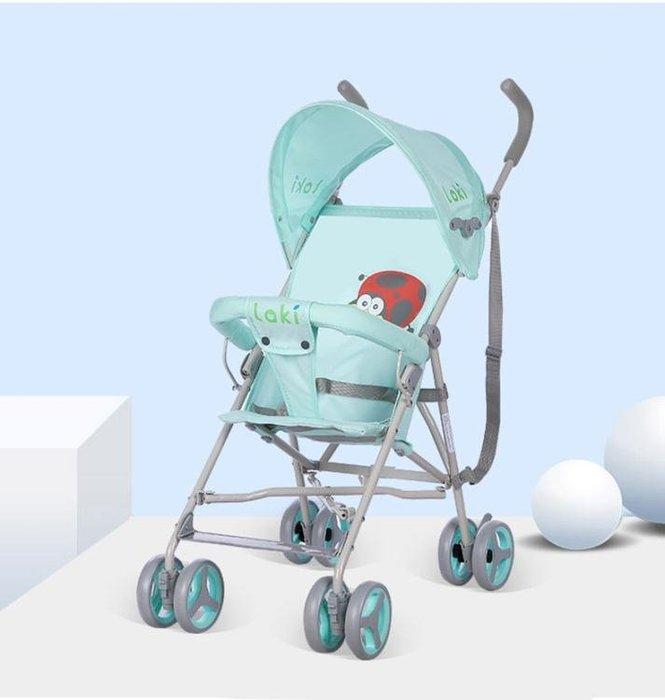 嬰兒傘車超輕便攜寶寶小推車旅游嬰兒車摺疊簡易兒童手推車夏ATF poly girl