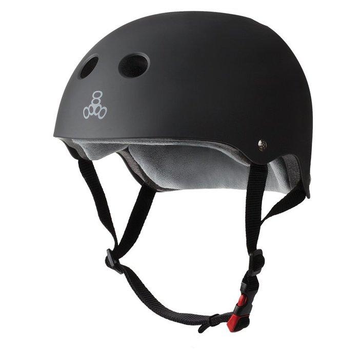 Triple 8(Longboard/ 長板滑板/ 交通板) - EPS Brainsaver 雙認證安全頭盔
