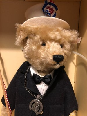 German Brand Teddy Bear, made in Germany.