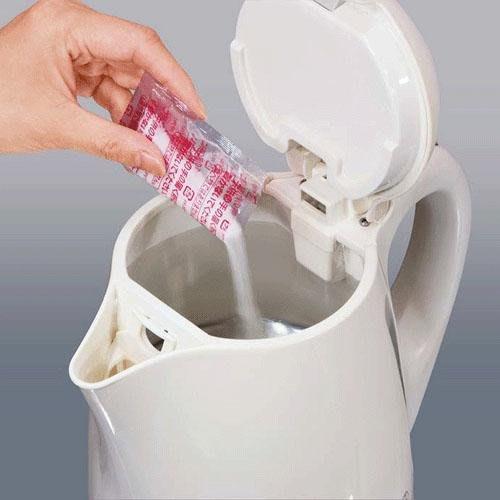 日本製~熱水瓶 保溫瓶專用 水垢 檸檬酸清潔劑(1組2包-6小包)(現貨)
