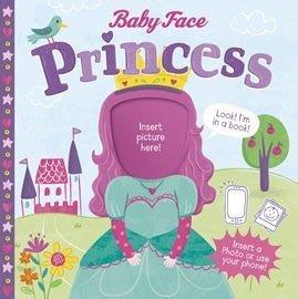 *小P書樂園* 【Baby Face 換你當主角】PRINCESS #女生版/PIRATE #男生版