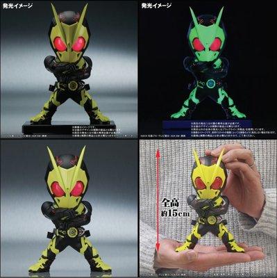 20年7月預訂!魂限定!全新未開封 日版 X-Plus Kamen Rider Zero-One (發光版) 幪面超人 假面騎士